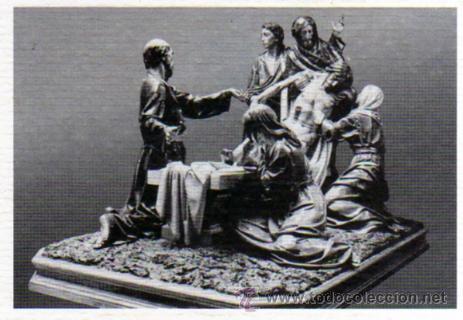 Resultado de imagen de santo entierro gonzalez moreno cartagena