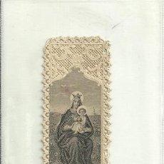 Postales: ESTAMPA RELIGIOSA TROQUELADA.. Lote 33964645