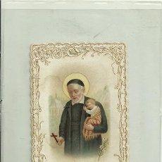 Postales: ESTAMPA RELIGIOSA TROQUELADA.. Lote 33964736