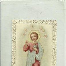 Postales: ESTAMPA RELIGIOSA TROQUELADA.. Lote 33964772