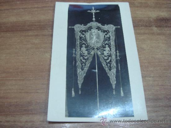 FOTOGRAFIA RELIGIOSA.-ESTANDARTE RELIGIOSOS.-IGLESIA SAN JACINTO,SEVILLA.-FOTO FIALLO(SEVILLA).-9X14 (Postales - Postales Temáticas - Religiosas y Recordatorios)