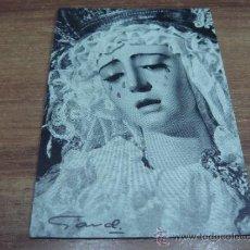 Postales: ESTAMPA RELIGIOSA.-MARIA SANTISIMA DE LA ESTRELLA,SAN JACINTO,TRIANA.-7X12CTMS.-. Lote 34102969