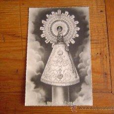 Postales: POSTAL RELIGIOSA NTRA. SRA. DEL PILAR. . Lote 34426394