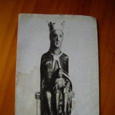 Postales: ESTAMPA - POSTAL DE LA VIRGEN DEL TOBAR. Lote 34976372