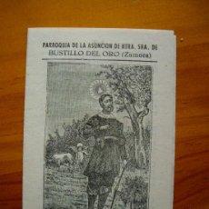 Postales: ESTAMPA LIBRITO DE SAN ISIDRO LABRADOR ( 4 HOJAS ). Lote 34976494