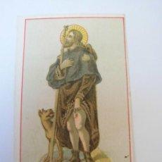 Cartes Postales: SAN ROQUE PUBLICIDAD FABRICA CHOCOLATES Y MANTECADAS H.GRANELL Y MARTINEZ ASTORGA . Lote 35042230