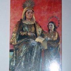 Postales: POSTAL RELIGIOSA - SANTA ANA , CHICLANA DE LA FRONTERA 6 X 10 CMS. Lote 35118568