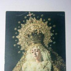 Postales: POSTAL RELIGIOSA - NTA SRA DE LA ESTRELLA , TRIANA , SEVILLA 7 X 10 CMS. Lote 35118840
