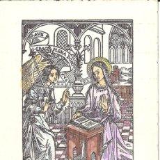 Postales: GOIGS A LLAOR DE L'ARCÀNGEL SANT GABRIEL - TORREL DE REUS (182). Lote 35303442