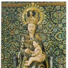 Postales: -46020 POSTAL RELIGIOSA SANTA MARIA LA MAYOR, PATRONA DE BURGOS. Lote 35467854