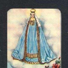 Postales: ESTAMPA RELIGIOSA: NUESTRA SEÑORA DE CHAMORRO (EL FERROL)HOLY CARD COVADONGA. Lote 35589963