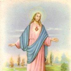 Postales: POSTAL SAGRADO CORAZON DE JESUS. Lote 35823458