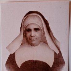 Postales: POSTAL DE MADRE MARIA ROSA MOLAS Y VALLVÉ. Lote 35884828