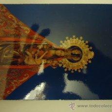 Postales: POSTAL RELIGIOSA VIREN DE SANTA MARIA PATRONA DE ALEDO, MURCIA. Lote 36171179