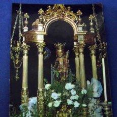 Postales: POSTAL VIRGEN MARE DE DÉU DE QUERALT. SANTUARI DE QUERALT. BERGA. Lote 36467695
