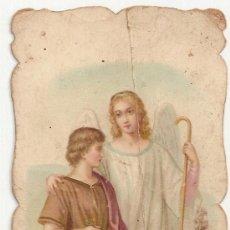 Postales: ANTIGUA ESTAMPA - RECORDATORIOS DEL .AÑO 1905. Lote 37164147