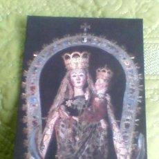 Postales: POSTAL FOTOGRAFICA S/C VIRGEN NTRA SRA CANTO TORO ZAMORA S/N(B31). Lote 37360728