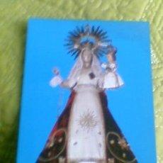Postales: POSTAL FOTOGRAFICA S/C VIRGEN NTRA SRA MANTO RIAZA SEGOVIA ED AZUL(B31). Lote 37360966
