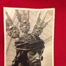 Postales: FOTO RELIGIOSA ANTIGUA CRISTO VIA CRUCIS JEREZ DE LA FRONTERA SEMANA SANTA. Lote 37438468