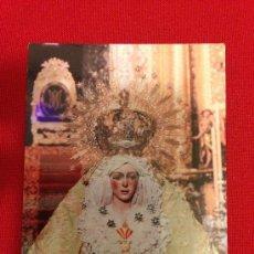 Postales: ESTAMPA VIRGEN ESPERANZA MACARENA SEVILLA. Lote 37438726
