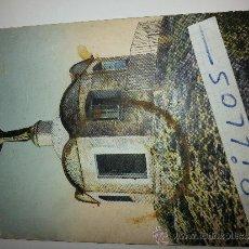 Postales: ANTIQUISIMA POSTAL DE LA CUMBRE DE SAN GERONIMO (MONTSERRAT). Lote 37465238