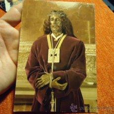 Postales: POSTAL CRISTO JESUS CAUTIVO RESCATADO , SEMANA SANTA CADIZ. Lote 37519789