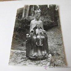 Postales: 1298-EGLISE ABBATIALE DE SAINT-SAVIN VIERGE NOIRE DES CROISADES (XXI)CHAMBON EDITOR. Lote 37588878