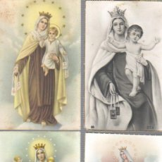 Postales: 4 POSTALES RELIGIOSAS . Lote 37635799