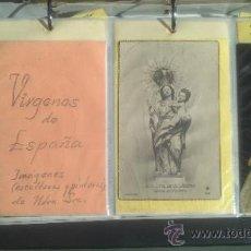 Postales: INTERESANTE COLECCION DE MAS DE 100 POSTALES DE VIRGENES VARIOS LUGARES. VER TODAS LAS FOTOS.. Lote 37691398