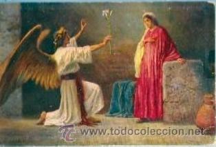 Postales: La Sagrada Escritura. Colección completa! 120 cuadros Rob. Leinweber (10 series con 12 postales c/u) - Foto 6 - 37694804