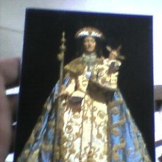 Postales: POSTAL FOTOGRAFICA S/C VIRGEN NTRA SRA PEREGRIÑA ED FAMA 3736 PONTEVEDRA(B31). Lote 37824471