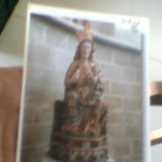 Postales: POSTAL FOTOGRAFICA S/C VIRGEN NTRA SRA ABADIA CISTERCIENSE CAÑAS RIOJA(B31). Lote 37824490