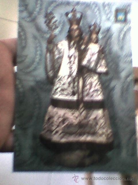 POSTAL FOTOGRAFICA S/C VIRGEN NTRA SRA ERMITANA PEÑISCOLA CASTELLOS ED ALDEA Nº 113 (B31) (Postales - Postales Temáticas - Religiosas y Recordatorios)
