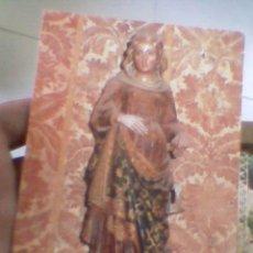 Postales: POSTAL FOTOGRAFICA S/C VIRGEN NTRA SRA ESPERANZA LEON ARRIBAS Nº 156 (B31). Lote 37824503