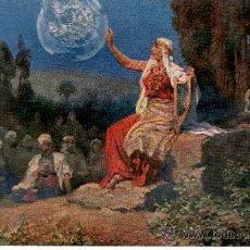 Postales: POSTAL HISTORIA SAGRADA - CANTICO DE VICTORIA - SERIE III IMAGEN 6 - LEINWEBER. Lote 118837120