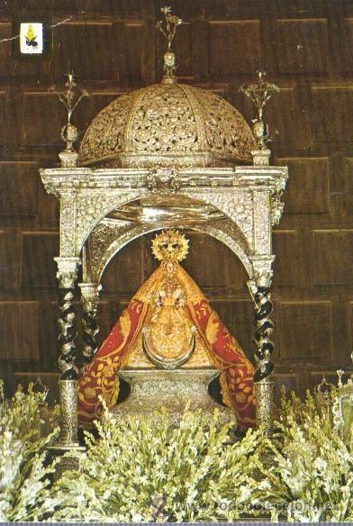 Postal De La Virgen De La Caridad Sanlucar De Comprar Postales Religiosas Y Recordatorios En Todocoleccion 38344193
