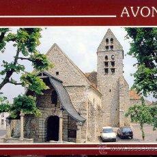 Postales: AVON L'EGLISE. POSTAL NO CIRCULADA.. Lote 38380214