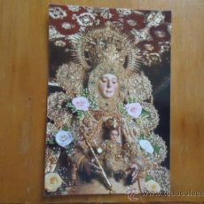 Postales: ANTIGUA POSTAL VIRGEN DEL ROCIO, ALMONTE HUELVA N 49 . Lote 38499205