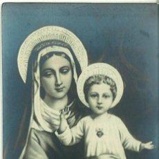 Postales: NOVENARIO NTRA. SRA. SAGRADO CORAZÓN. 1934. Lote 38752152