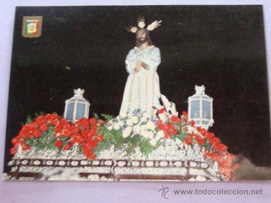 POSTAL RELIGIOSA / SEMANA SANTA. MÁLAGA AÑO 1975. NUESTRO PADRE JESÚS CAUTIVO. 192. (Postales - Postales Temáticas - Religiosas y Recordatorios)