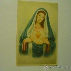 Postales: POSTAL SAGRADO CORAZON DE MARIA. Lote 39161928