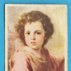 Postales: RECORDATORIO COMUNION - MANUEL PAVIA BESORA - BARCELONA - AÑO 1949 - . Lote 39196561