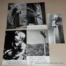 Postales: ESTAMPAS RELIGIOSAS ANTIGUAS. Lote 39226891