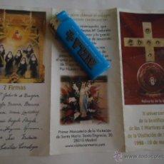 Postales: ANTIGUA POSTAL RELIGIOSA - SEMANA SANTA -. Lote 39674849