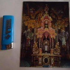 Postales: POSTAL RELIGIOSA - GRANADA LA CARTUJA - . Lote 39676072