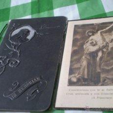CONJUNTO DE 2 ANTIGUOS RECORDATORIOS,SEVILLA 1935
