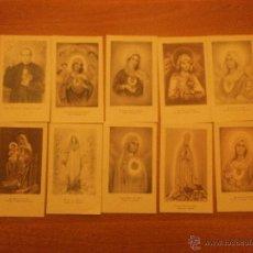 Postales: 10 ESTAMPAS COCULSA DIFERENTES. Lote 40389912