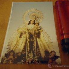 Postales: ESTAMPA RELIGIOSA VIRGEN DEL CARMEN. Lote 40652365