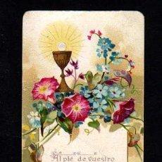 Postales: RECUERDO PRIMERA COMUNIÓN. 1906. Lote 40754857