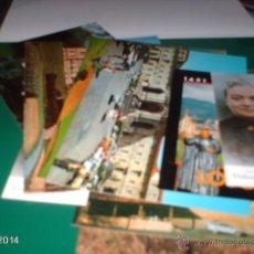 Postales: LOTE DE 10 POSTALES DEL SANTUARIO DE LOYOLA (GUIPÚZCOA) 1991. Lote 40974427